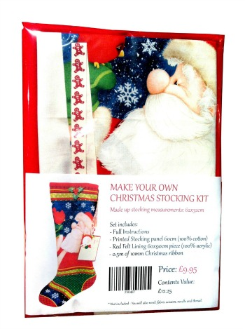 make your own stocking
