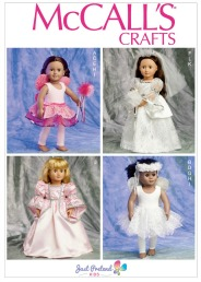 mccall pattern doll