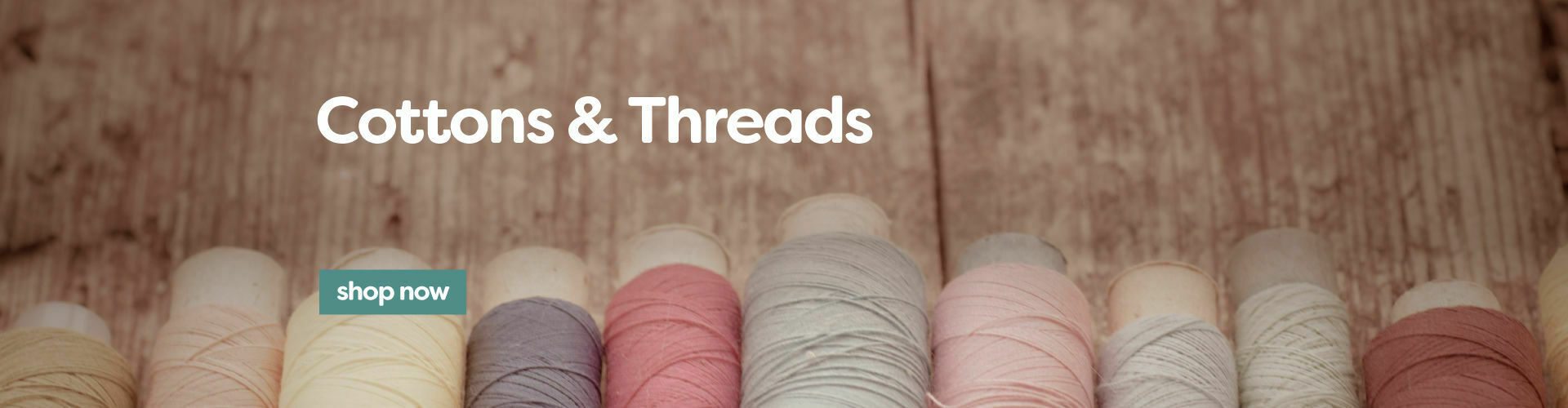 Cottons & Threads