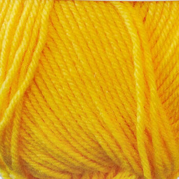 Supreme Soft & Gentle Baby DK Yarn - Bright Yellow SNG15  (100g)