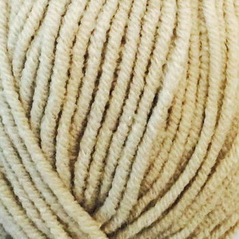 Cotton On Yarn - Light Brown CO3 (50g)