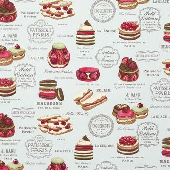 Studio G - Sketchbook - Patisserie Duckegg