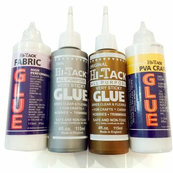 Trimits Hi Tack Glue Selection (4 Pack)