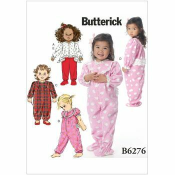 Butterick pattern B6276