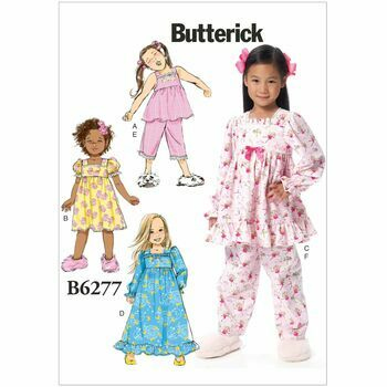 Butterick pattern B6277