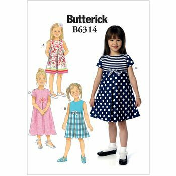 Butterick pattern B6314