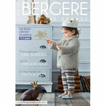 Bergere De France Magazine 176 - Fall/Winter Collection