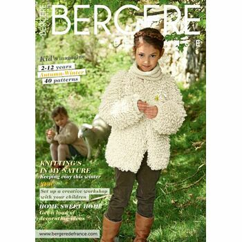 Bergere De France Magazine 180 - Collection 2 - 12 Years