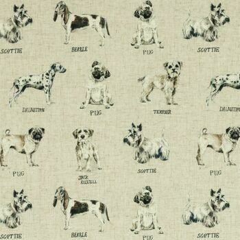 Studio G - Countryside - Dogs Linen