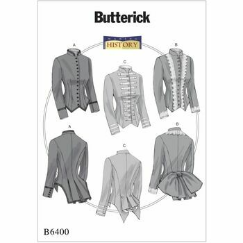Butterick pattern B6400