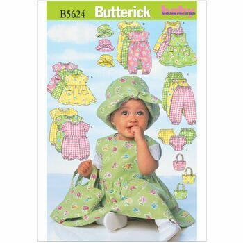 Butterick pattern B5624