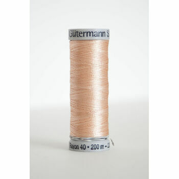Gutermann Sulky Rayon No 40: 200m: Col.1258