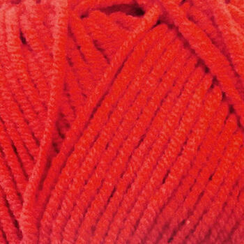 Cotton On Yarn - Red CO15 (50g)