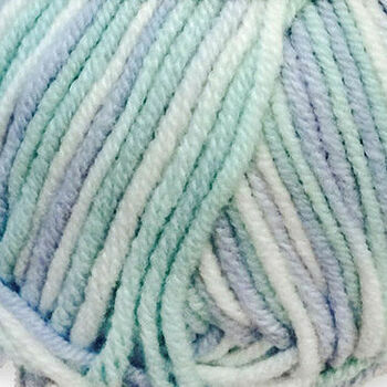 Cotton On Yarn - Pastel Blues CO18 (50g)