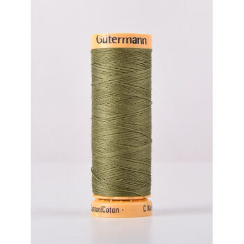 Natural Cotton Thread: 100m: Col. 424