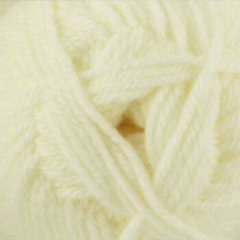 Chunky with Merino Yarn - Cream - CM3 (100g)
