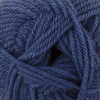 Chunky with Merino Yarn - Blue - CM8 (100g)