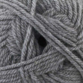 Chunky with Merino Yarn - Grey - CM9 (100g)