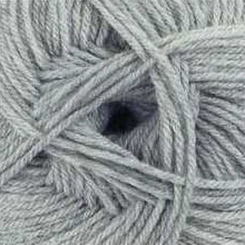 DK with Merino Yarn - Light Grey - DM10 (100g)